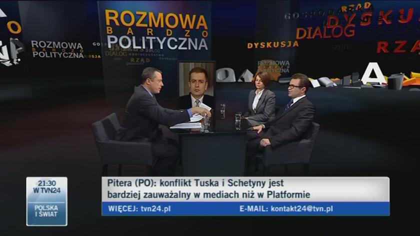 Zbigniew Girzyński (PiS) o Grzegorzu Napieralskim