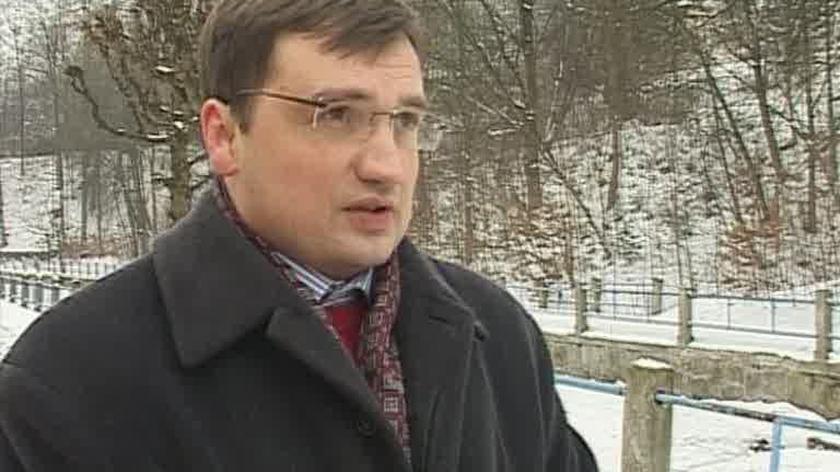 Zbigniew Ziobro krytykuje prokuraturę i Zbigniewa Ćwiąkalskiego