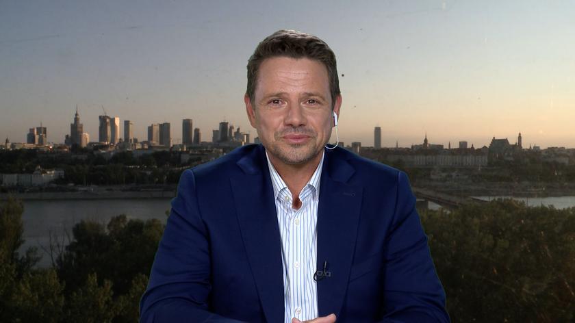 Trzaskowski: Jest sporo tematów na jutrzejsze spotkanie z prezydentem. Liczę na merytoryczną rozmowę