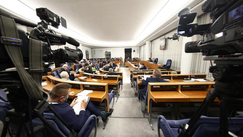 Komisje senackie za odrzuceniem ustawy o głosowaniu korespondencyjnym