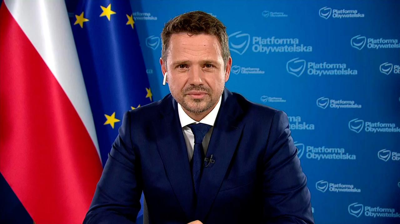 Trzaskowski: jest dowód na to, że potyczkę w obozie władzy wygrał Zbigniew Ziobro