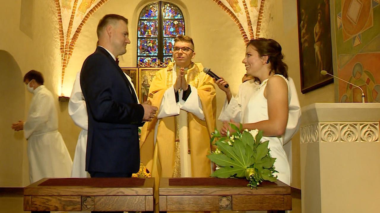 Zbierał złom, by zarobić na ślub. Razem z ukochaną powiedzieli