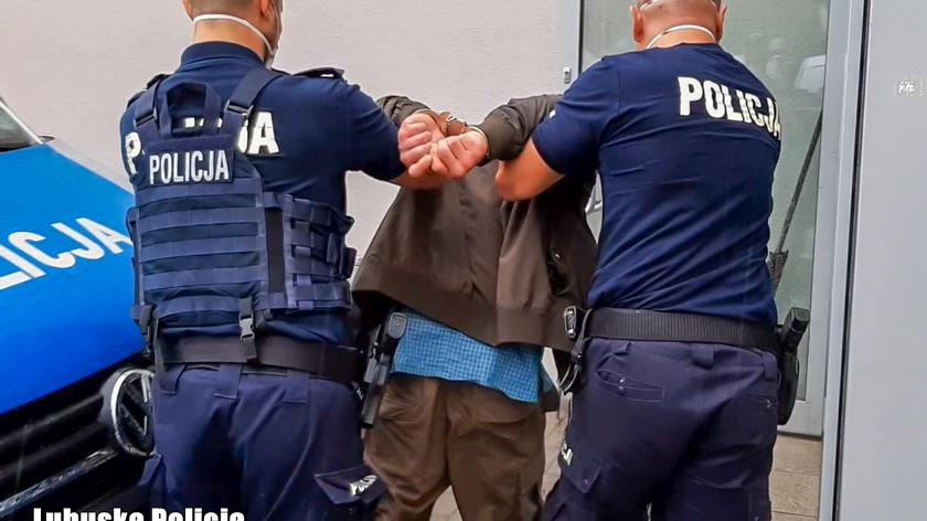 Świebodzin: Uderzył butelką policjanta, bo ten chciał go zatrzymać