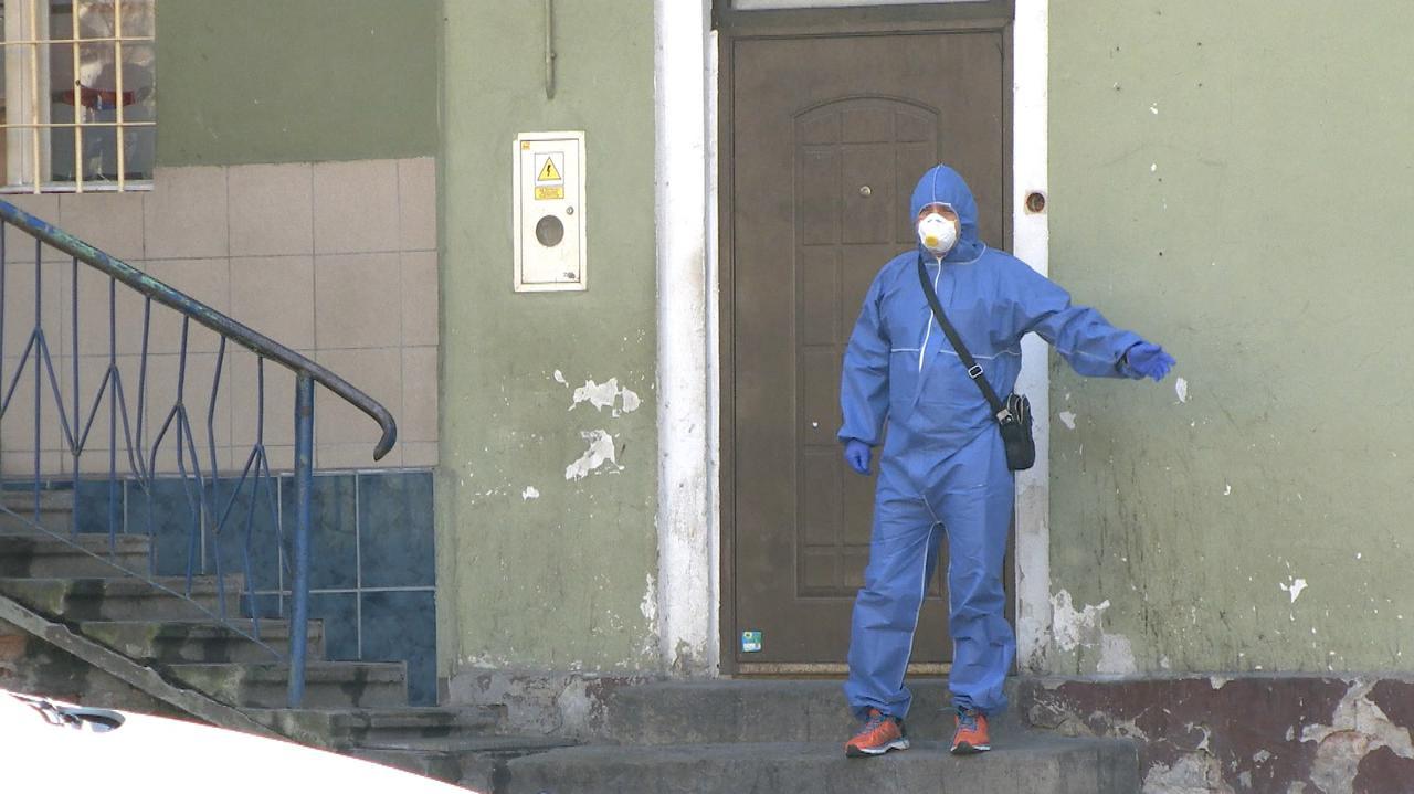 Koronawirus w noclegowni. 150 bezdomnych poddanych kwarantannie
