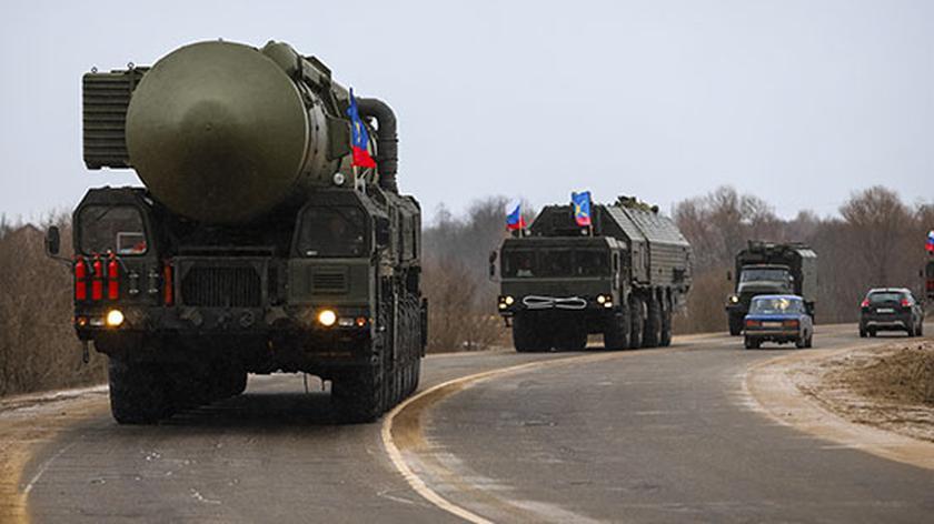 Rosja przetestowała nowy pocisk systemu obrony przeciwrakietowej