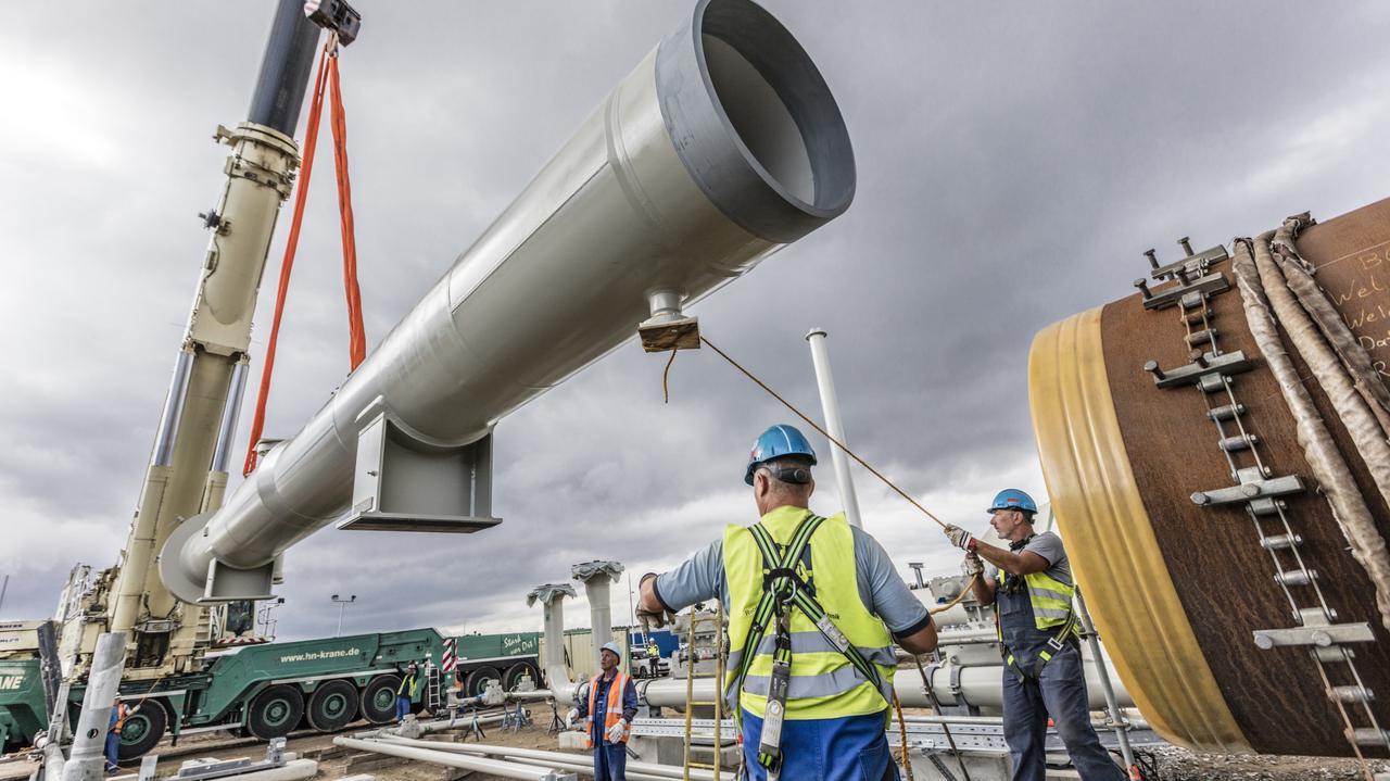 Europosłowie wzywają do wstrzymania budowy Nord Stream 2