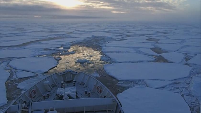 Raport NOAA o ociepleniu Arktyki
