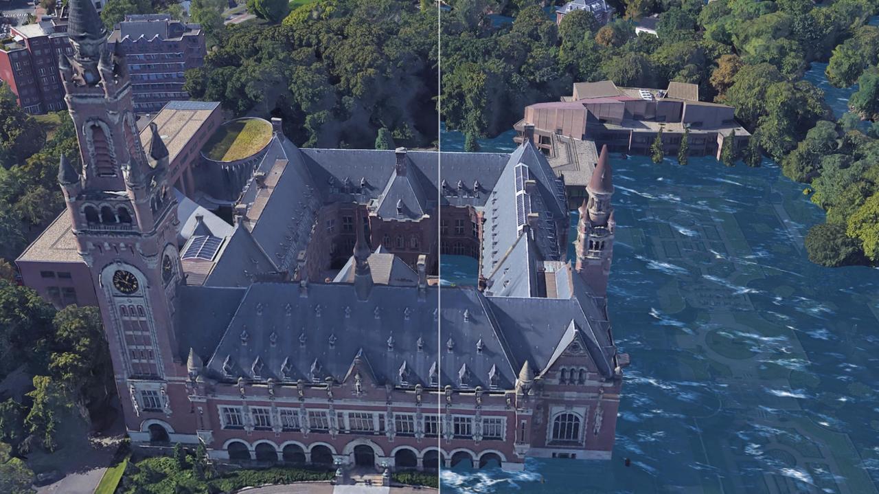 Holendrzy mają się czego bać. Pod koniec wieku poziom morza u wybrzeży może wzrosnąć o 1,2 metra