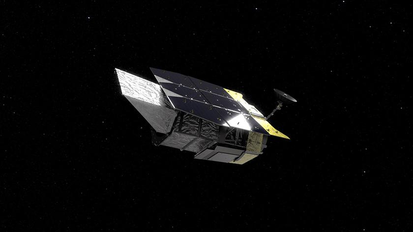 Animacja pokazująca możliwości spektroskopowe Kosmicznego Teleskopu Nancy Grace Roman