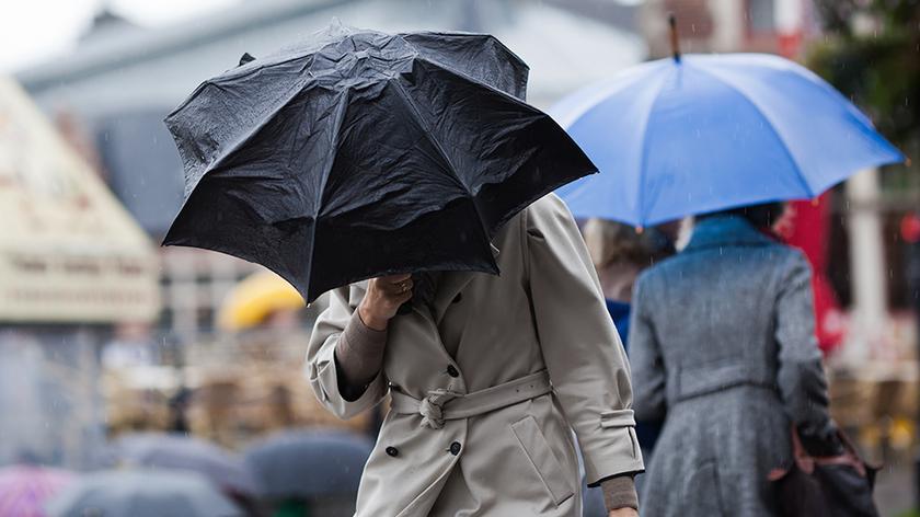 Prognoza pogody na poniedziałek 24.10