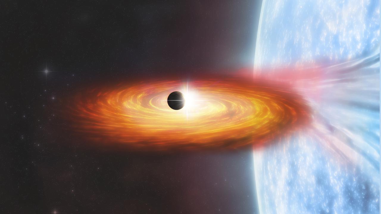 Odkryto pierwsze oznaki istnienia planety poza Drogą Mleczną
