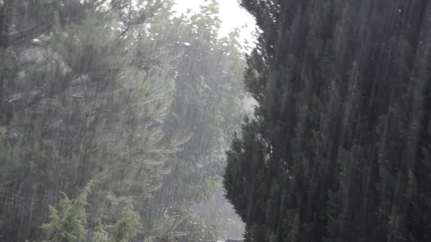 Deszczowo:)