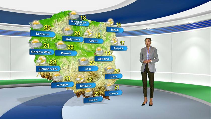 Prognoza pogody na niedzielę 26.09