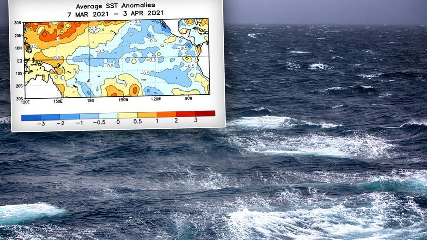 Na czym polegają zjawiska La Nina i El Nino