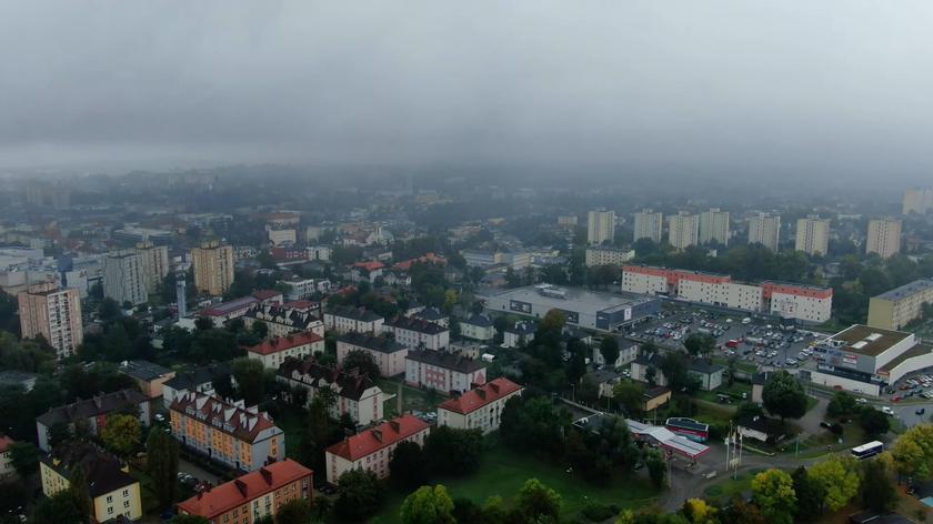 Normy jakości powietrza w Rybniku już zostały przekroczone