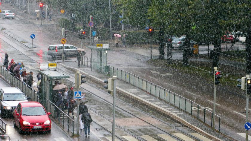 Prognoza pogody dla kierowców na dzień