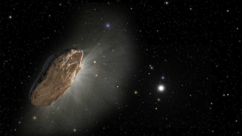 Jak naukowcy odkrywają asteroidy?