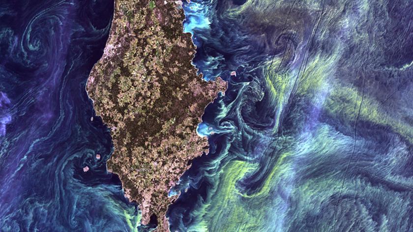 Najpięknejsze zdjęcia Ziemi z programu Landsat (NASA)