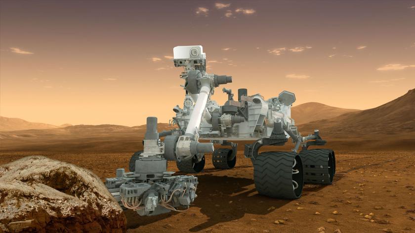 Łukasz Wilczyński z The Mars Society o podboju Czerwonej Planety (TVN24)