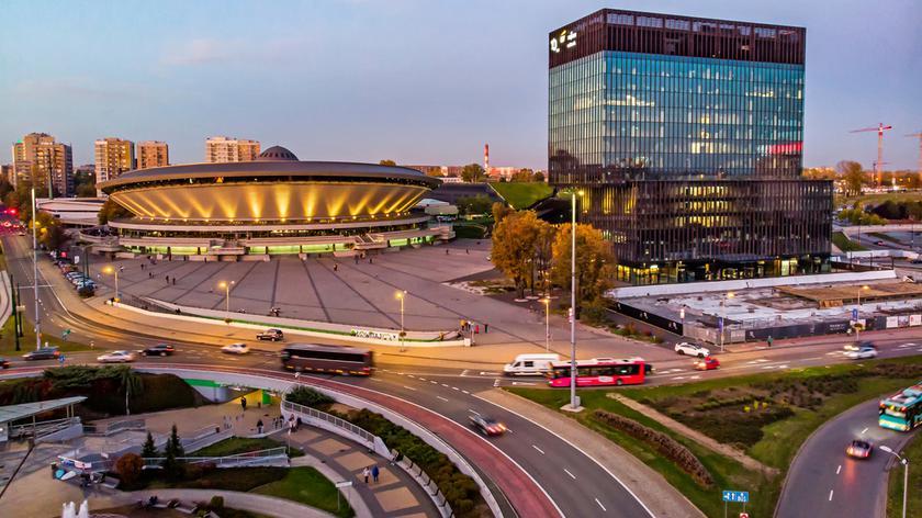 Katowice/Spodek
