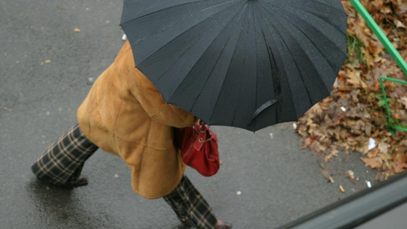 Jesień w pełni. Parasole i kurtki pójdą w ruch (TVN24)