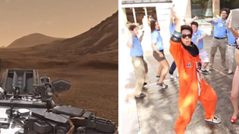 """""""Jesteśmy NASA i to wiemy"""" (Satire/TVN24)"""