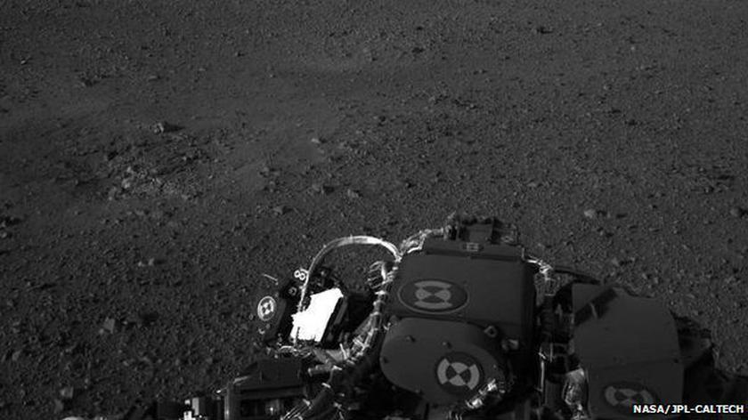 Lądowanie Curiosity na Marsie (NASA)