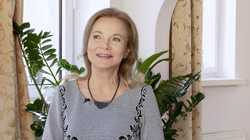 """""""Gwiazdy na tacy"""". Z wizytą u Laury Łącz"""