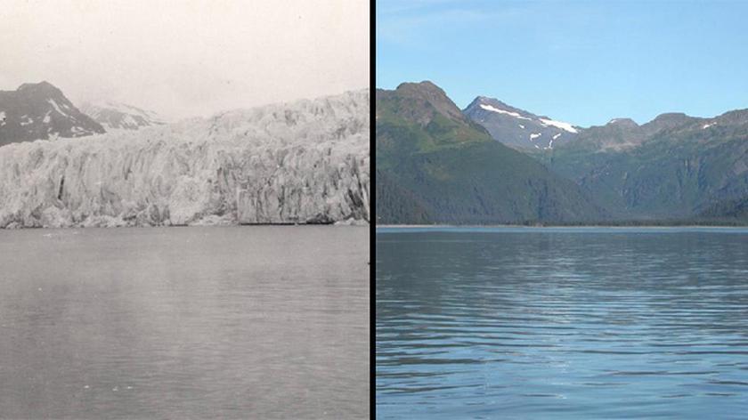 Jak zmieniły się lodowce na przestrzeni 100 lat?