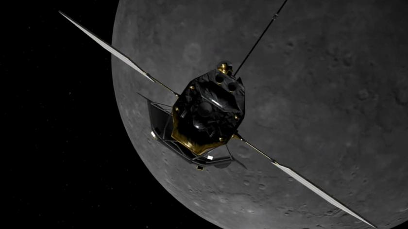 Tak Messenger badał Merkurego