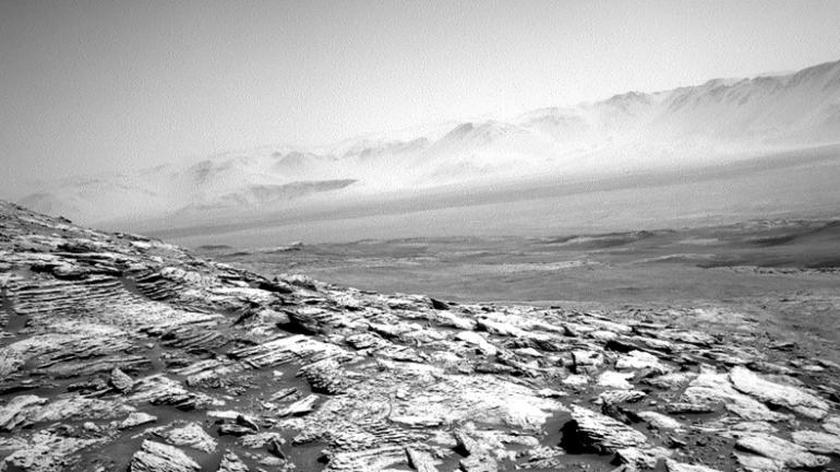 Najnowsze zdjęcia zrobione przez łazika Curiosity