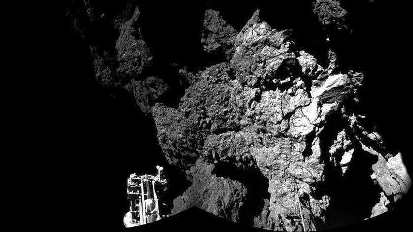 Artut B. Chmielewski o misji Rosetta
