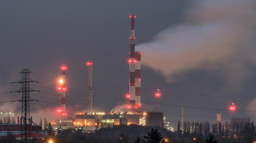 Smog ponownie atakuje