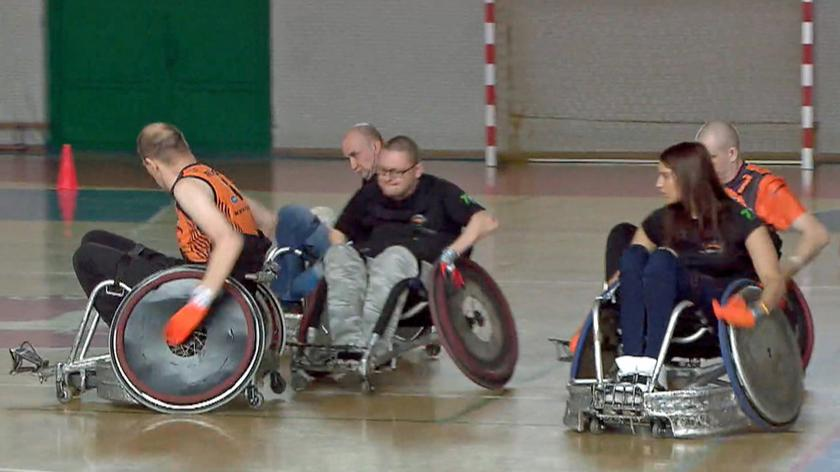 Rugby na wózkach