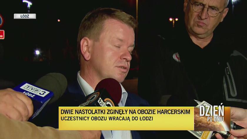 Łódzki kurator oświaty o tragedii w Suszku