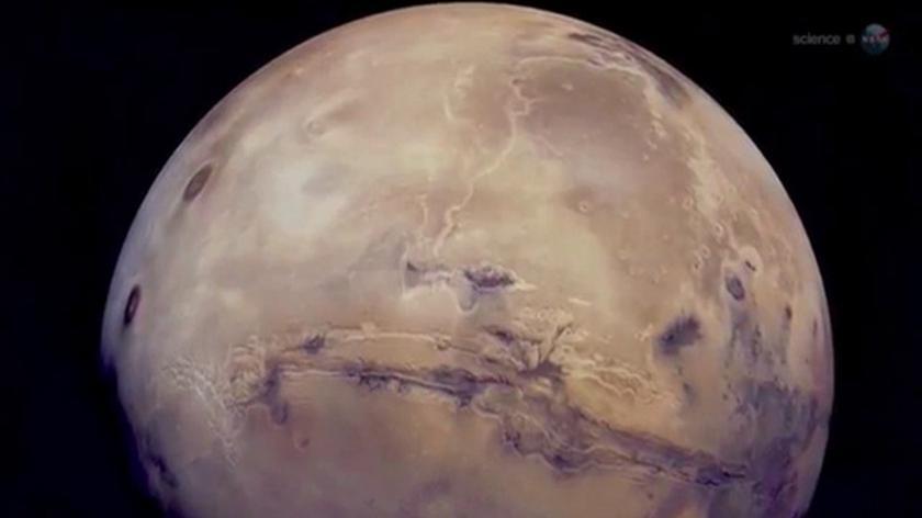 Mars stanie w opozycji do Słońca