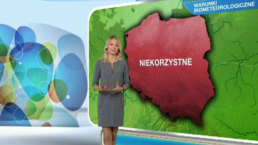 Prognoza pogody dla meteopatów na sobotę