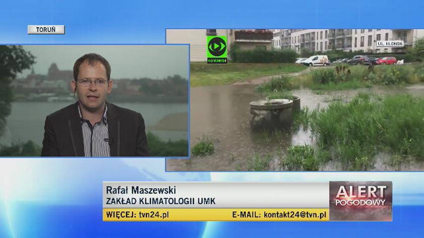 Rafał Maszewski o klimacie w Polsce