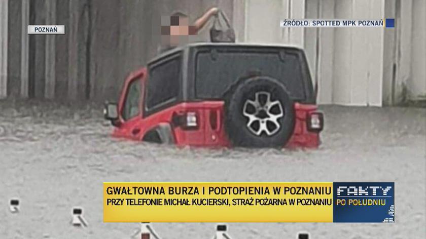 """""""Sytuacja w całej aglomeracji poznańskiej jest bardzo poważna"""""""