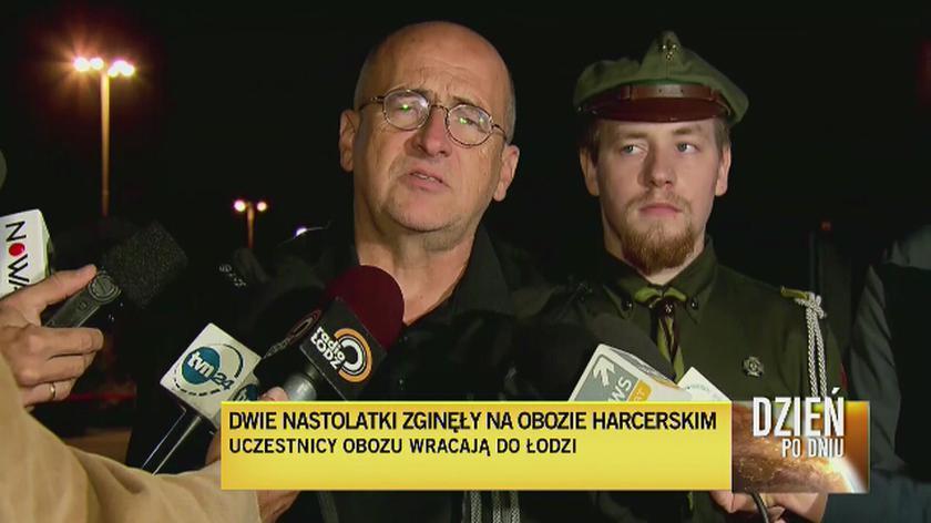 Wojewoda Łódzki o tragedii w Suszku
