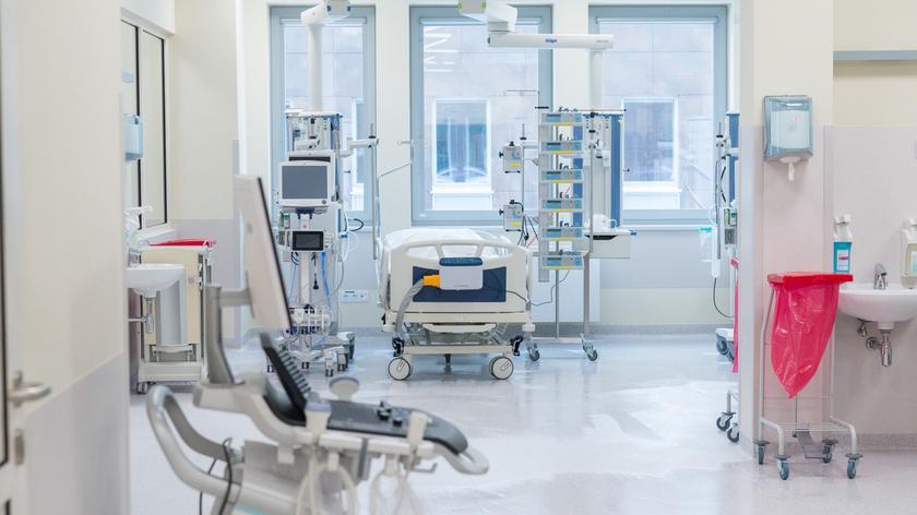 """""""Naszym celem jest przyjęcie pierwszych pacjentów w połowie lutego"""""""