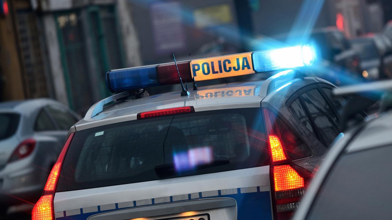Policjant z komendy stołecznej zatrzymany za jazdę pod wpływem. Miał 2,5 promila