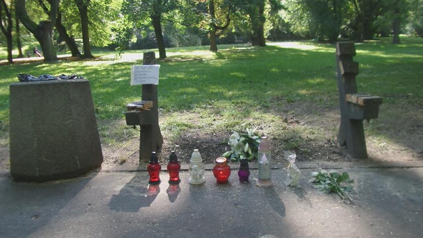 Tragedia w Parku Praskim