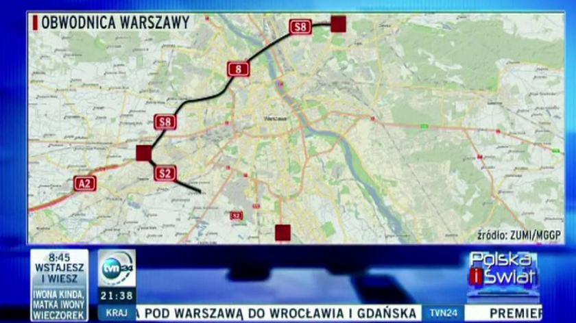 """Reportaż Łukasza Wieczorka, reportera programu """"Polska i Świat"""""""