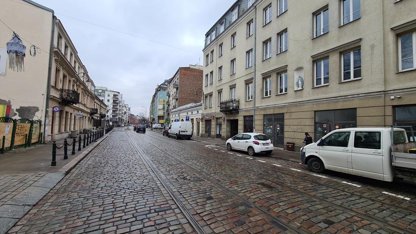 Praski Trakt Książęcy ma powstać w ciągu ulic Okrzei, Ząbkowskiej i Kawęczyńskiej