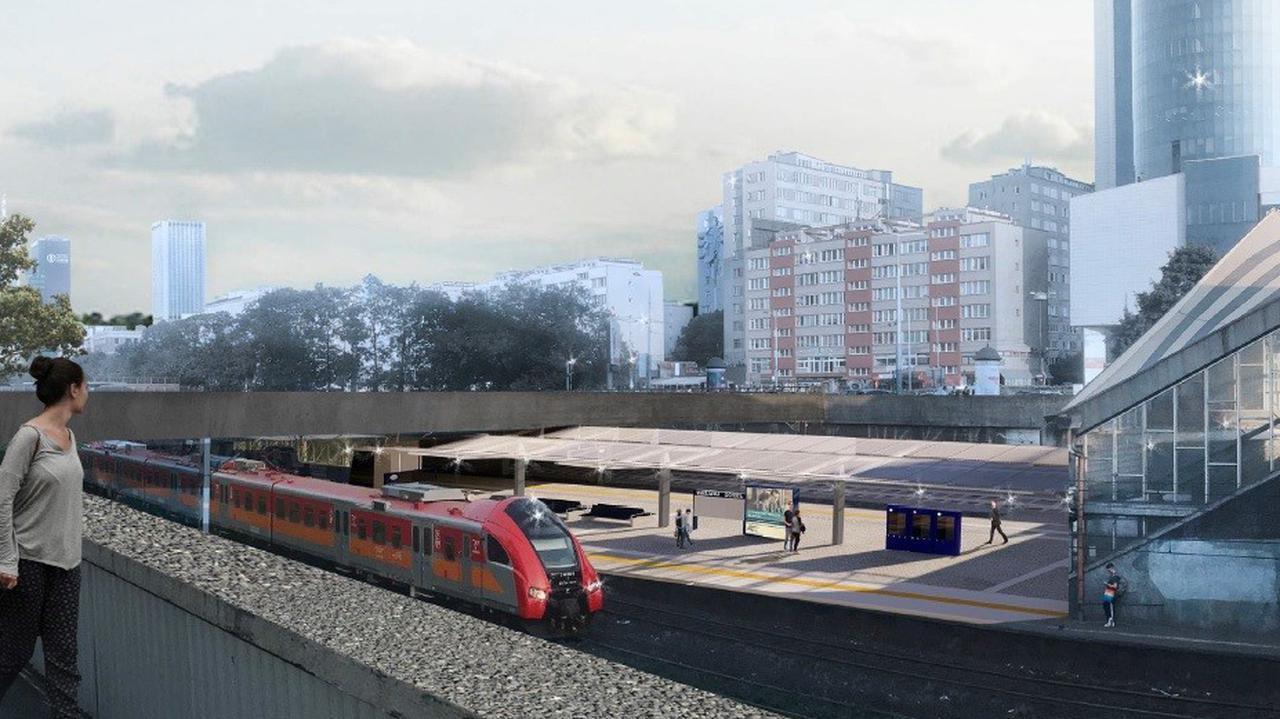 Jak zmienić stolicę przy okazji remontu linii średnicowej? Apel do władz miasta