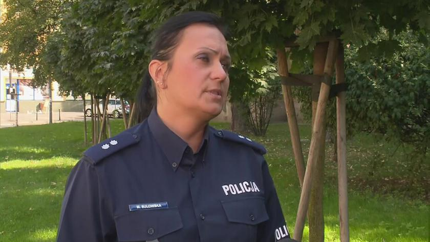 Policja przyjęła zgłoszenie