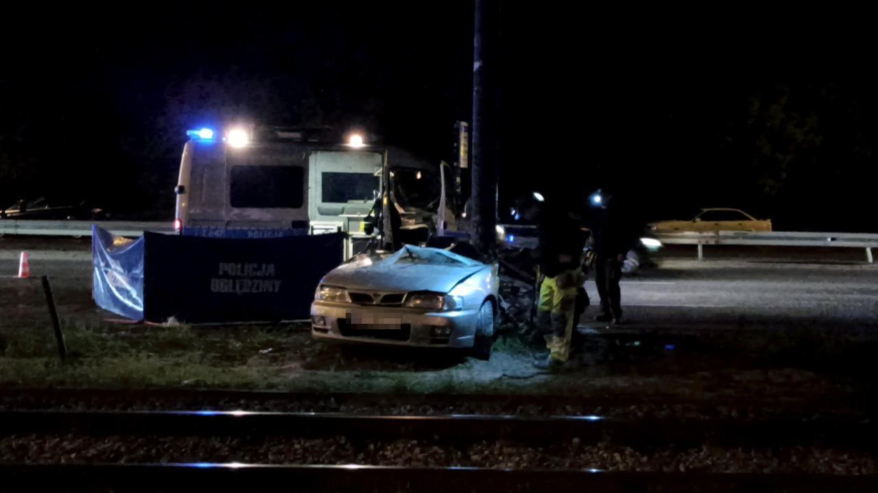 Śmiertelny wypadek na Puławskiej.