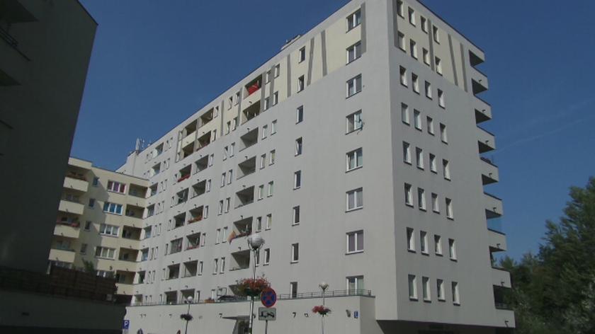 Budynek przy Piaskowej 9