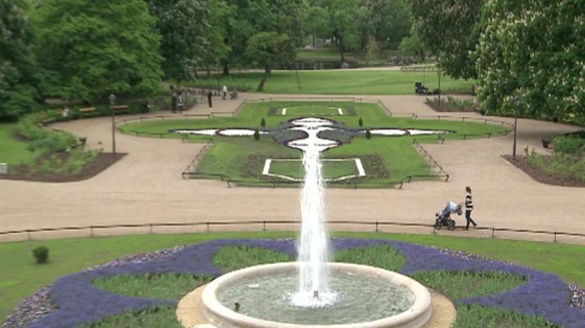 Oficjalna inauguracja ogrodu w sobotę